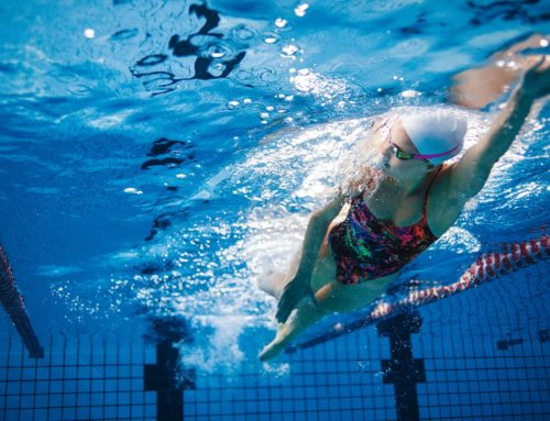 Swimming Drills for Beginners