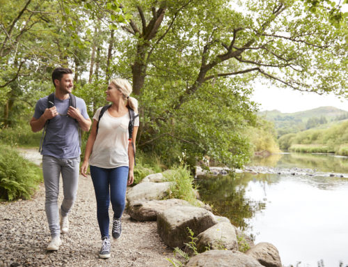 7 Walking Tips to Help You Get Fitter