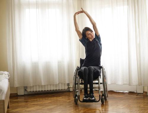 Fun Wheelchair Fitness Challenges